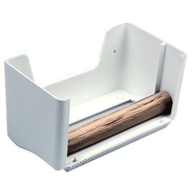 Habo 3700 Toalettpapirholder hvit