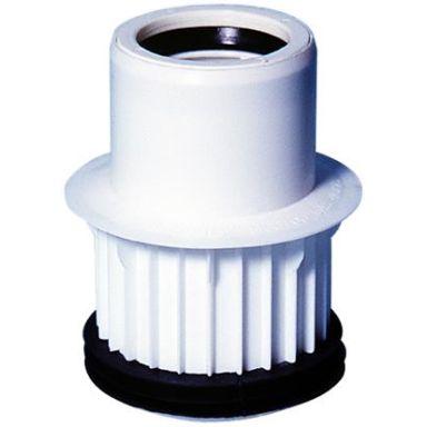 Jafo 3106699 Golvanslutningsstos 50-75 mm, för diskbänk