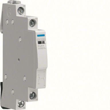 Hager ESC080 Hjälpkontakt 6A, 1NO + 1NC