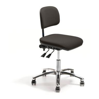 GBP 410644250504 Arbetsstol 630-880 mm, hög rygg
