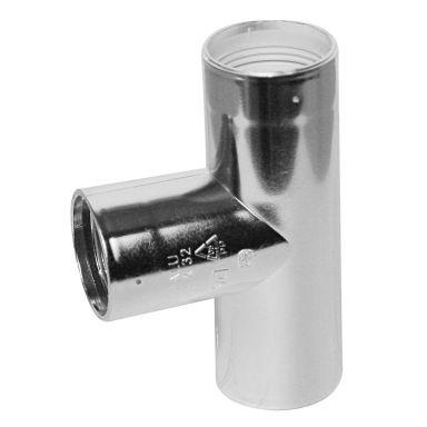 Faluplast 2910372 T-rör 3-muff, 40 mm