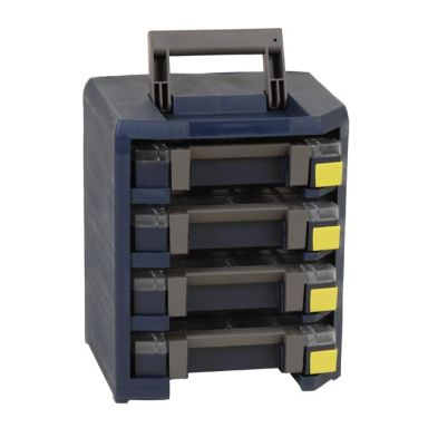 Raaco HandyBoxxser 4x5x5 Sortimentlåda 4 lådor