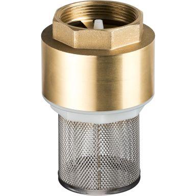 Gelia 3005015022 Bunnventil metall, med silke kurv