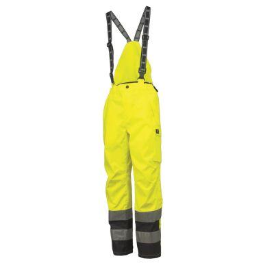 Helly Hansen Workwear Potsdam Arbetsbyxa varsel, gul/svart