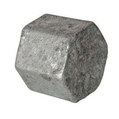 Gelia 3015220012 Sekskanthode galvanisert, adusert