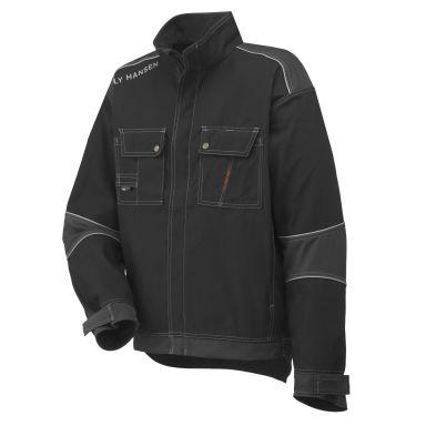 Helly Hansen Workwear Chelsea Jacka svart/grå