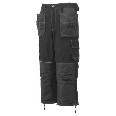 Helly Hansen Workwear Chelsea Arbetsbyxa svart/grå