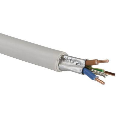 Gelia 4004100251 Kabel EQLQ, halogenfri, B2ca, 25 m