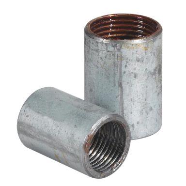 Pipelife 70002817 Skarvmuff stål, grå