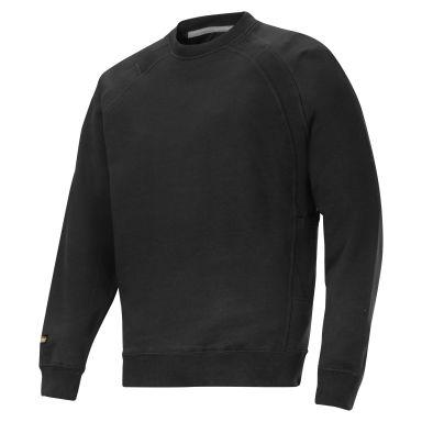 Snickers 2812 Sweatshirt svart