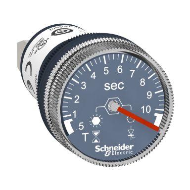 Schneider Electric XB5DTGM2 Tidsrelé 22 mm, 100–240 V