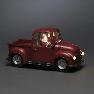 Konstsmide 4384-550 Dekorationsbelysning bil med tomte