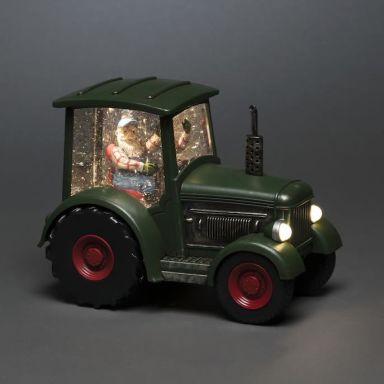 Konstsmide 4385-900 Dekorationsbelysning traktor med tomte