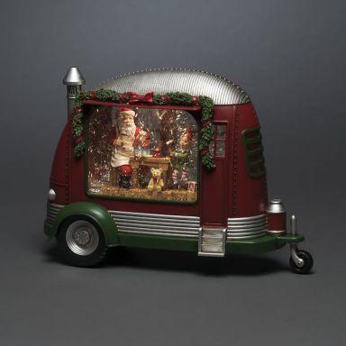 Konstsmide 4386-550 Dekorationsbelysning husvagn med tomte