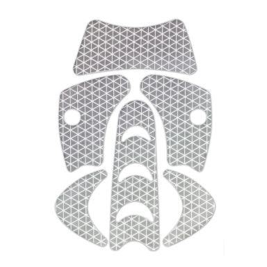 KASK WAC00001.055 Reflexset till hjälm PLASMA HI VIZ