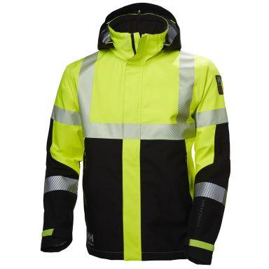 Helly Hansen Workwear ICU Kuoritakki huomioväri, keltainen/musta