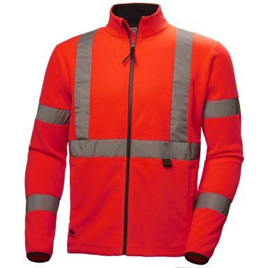 Helly Hansen Workwear Addvis Fleecejacka varsel, röd