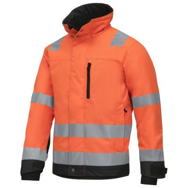 Snickers 1130 AllroundWork Jacka varsel, orange