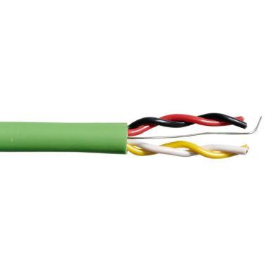 Schneider Electric 495913000 BUS-kaapeli 4 johdinta, johtimen poikkipinta-ala 0,502 mm²