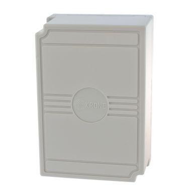 Krone 4110000 Distributionsbox för profilmontage