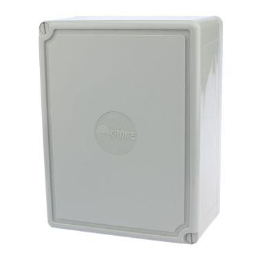 Krone 4110001 Distributionsbox för profilmontage
