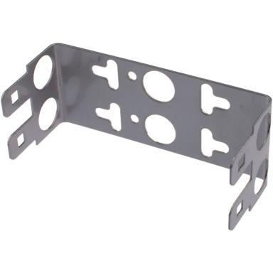 Krone 6210200 Plinthållare för 10-par Krone LSA, 22 mm