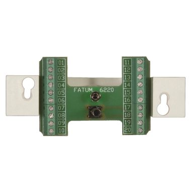 Alarmtech 6220.03 Larmbox 20-polig