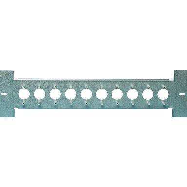 Alarmtech 5015350 KK-viivain 122 x 483 x 25 mm