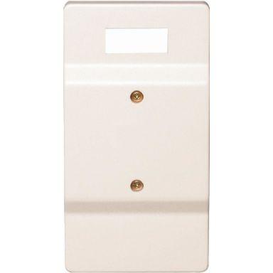 Alarmtech Fatum Modul Plastkapsling 134 x 72 x 50 mm, 1 plint