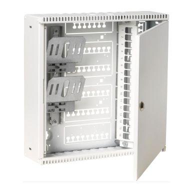 Schneider Electric 518533644 Bredbandscentral 355 x 355 x 100 mm, plåt