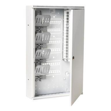 Schneider Electric 518533744 Bredbåndssentral 355 x 556 x 100 mm, metall