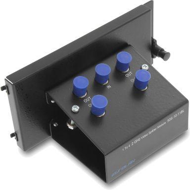 Eurolan 50S-10-11BL Signalsplitter 5-2300 MHz, 4 utganger