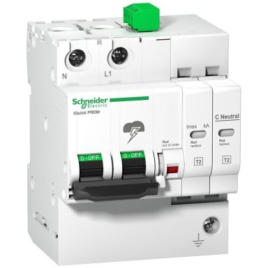 Schneider Electric A9L16292 Ylijännitesuoja Quick PRD 40R, tyyppi 2