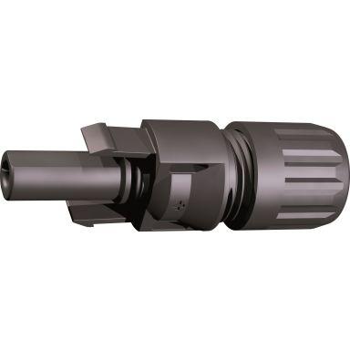 Z MC4 PV-KBT4/6II-UR Kontakt för solcellsanläggning, hona, 5,9-8,8 mm