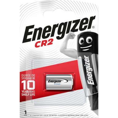 Energizer Photo CR2 Fotobatteri litium, 3 V