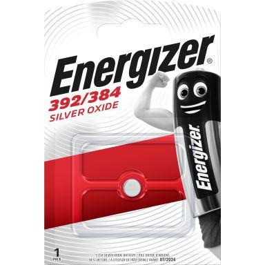 Energizer 386/301 Knappcellsbatteri silveroxid, 1,55 V