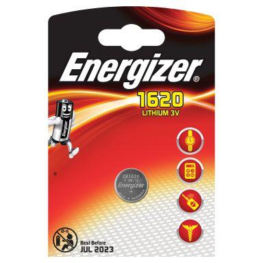 Energizer 1620 Knappcellsbatteri litium, 3 V