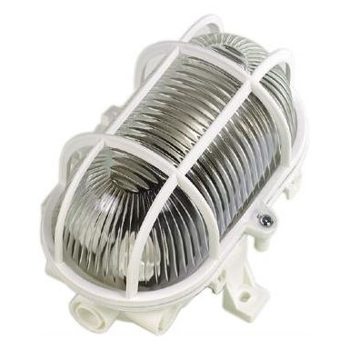 Gelia 110010200 Gallerarmatur oval, 60W, IP44