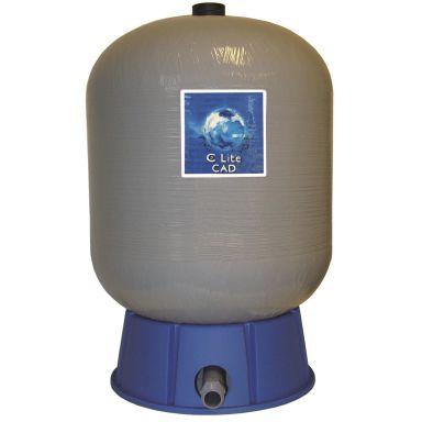 Debe 2010200 Membranhydrofor vertikal, 200 liter