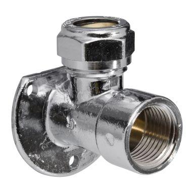 Gelia 3006153022 Klämringskoppling inv. gänga, ventilfäste