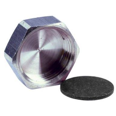 Ezze 3006105022 Lokk metall med pakning, inv gjenge