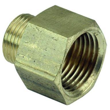 Ezze 3006081032 Metallnippel in- utv gänga