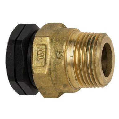 TA 3004012022 PEM-koppling metall, rak, plast-utv gg