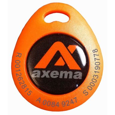 Axema 1-9007-41 Nyckelbricka 10-pack, ID-kod