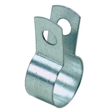 Gelia 3016027022 Klamsvep för stålrör, förzinkad, 6-pack