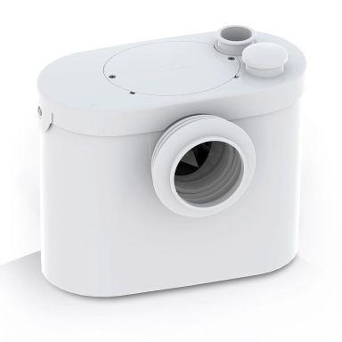Saniflo UP Pumpstation för WC-stolar med P-lås