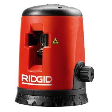 Ridgid Micro CL-100 Laser upp till 30 m, stativ och skyddsglasögon