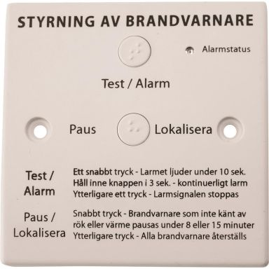 KAMIC 94.4150 Kontrollpanel för KI-10 BV