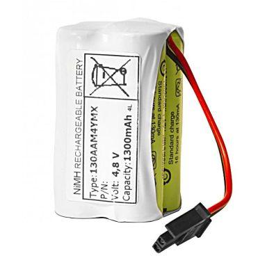 DSC 115270 Batteripack 4,8 V, 1300 mAh