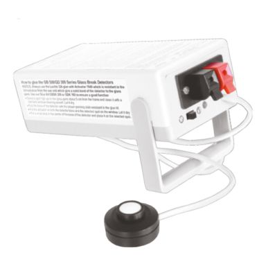 Alarmtech GVT 5000 Testenhet för vibrationsdetektor GVT 5000